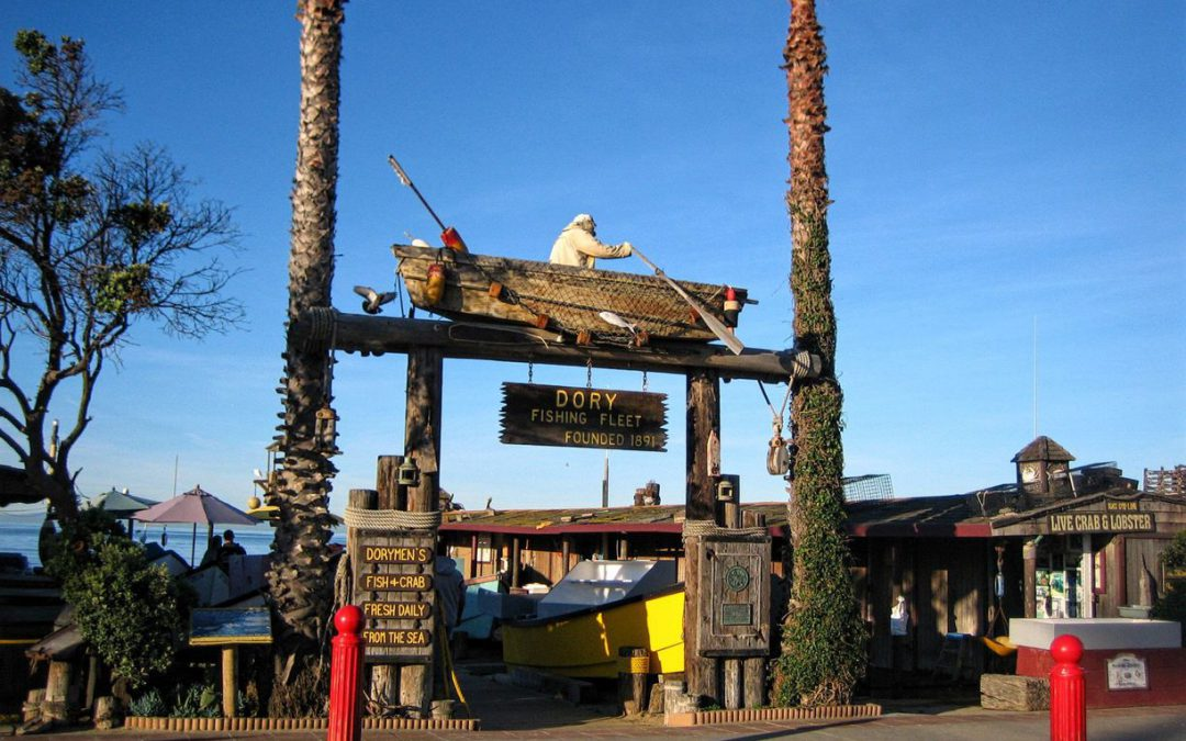Dory Fishing Fleet Market: The Last Historic Beachside Cooperative