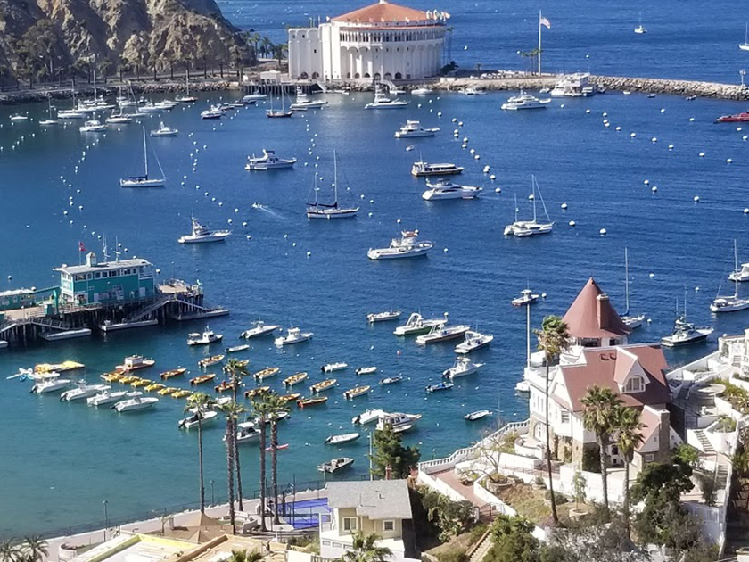 Weekend Getaway: Fun on Catalina Island